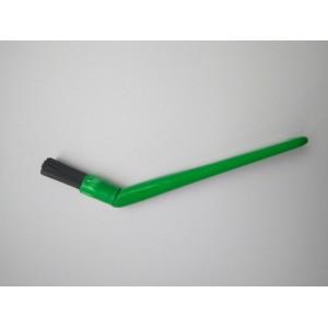 Зеленая щетка для группы