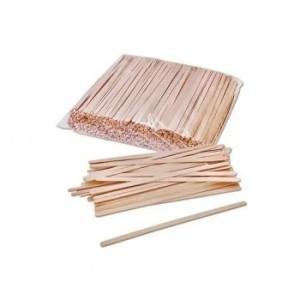 Мешалки деревяные (не шлифованые) 140/5.5/1 мм. 800 шт.