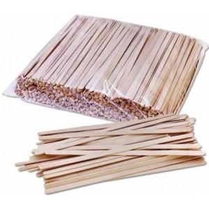 Мешалки деревянные (шлифованные) 140/6/1.8 мм. 1000 шт.