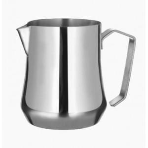 Питчер для молока Motta мод. Tulip 0,35 л., стальной