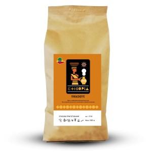 Молотый кофе Арабика Эфиопия Йоргачеф, 0.25 кг.