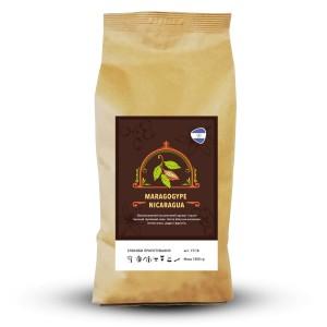 Молотый кофе Арабика Никарагуа Марагоджип, 0.25 кг.