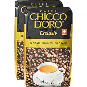 Кофе в зернах Chicco d'Oro Exclusiv 0.5 кг