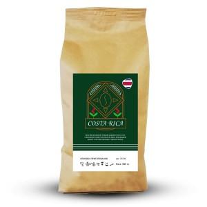 Молотый кофе Арабика Коста-Рика, 0.25 кг.