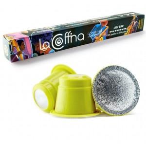 Кофе в капсулах La Coffina Jazz Bar, 10 капсул Nespresso