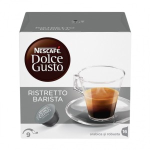 Капсулы Ristretto Barista, 16 капсул Dolce Gusto