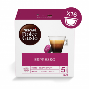 Капсулы Espresso, 16 капсул Dolce Gusto