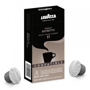Кофе в капсулах Lavazza Ristretto, 10 капсул Nespresso