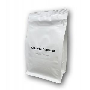 Кофе в зернах Колумбия Супремо Медельин, 0.25 кг.