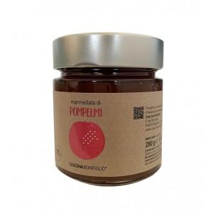 Варенье из розового грейпфрута 280 г.