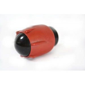Ручка крана пара Cimbali M24-M39, красная
