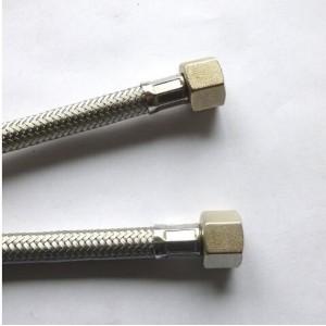 Шланг металлический 3/8F-3/8F см.120
