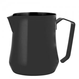 Питчер для молока Motta мод. Tulip 0,35 л., чорный