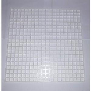 Пластиковая сетка (белая) см 31 х 31