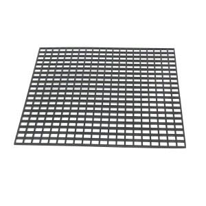 Черная пластиковая сетка см 31 х 31