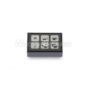 Сенсорная панель 6 кнопок