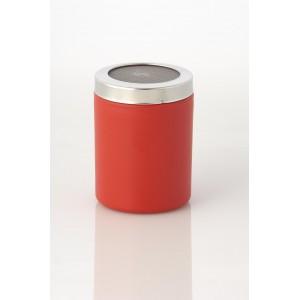 Какао-шейкер красный, маленькие отверстия