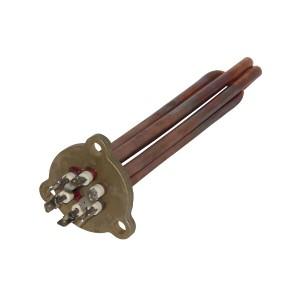 Нагрівальний елемент Te / Td 2500Вт 220 / 380В