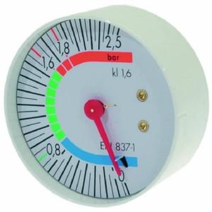 Манометр бойлера M32 2,5 bar
