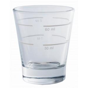 Мерный стеклянный стакан 60-30 мл